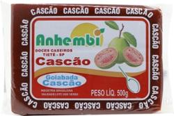 Goiabada Anhembi 500g Cascao