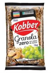 Granola Kobber 1kg Zero