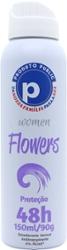 Desodorante Aero Public 150ml Women Flowers