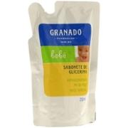 Sabonete Liq Granado Bebe 250ml Tradicional Refil