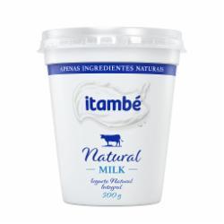 Iogurte Itambe Natural Milk 500g Integral