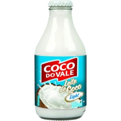 Leite Coco Coco Do Vale 200ml Light