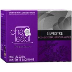 Cha Leao Premium Silvestre 22,5g C / 15 Saq