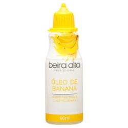 OLEO DE BANANA BEIRA ALTA 90ML