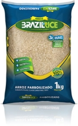 Arroz Integral Brasil Rice 1kg