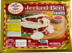 Jerked Beef Coringa 1kg Traseiro