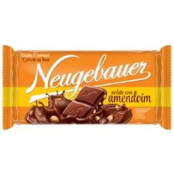 Chocolate Neugebauer 95g Ao Leite com Amendoim