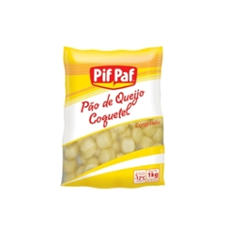 Pão de Queijo Pif Paf 1kg Coquetel