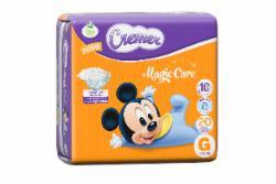 Fralda Cremer Disney G com 20