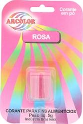 Corante Bolo Rosa Petter Pan 3,5g