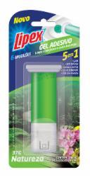 Limpador Sanitario Lipex 37g Refil Natureza