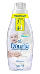 Amaciante Concentrado Downy 500ml Sensitive