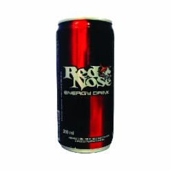 ENERGETICO RED NOSE 269ML