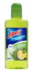 Aromatizante de Ambientes Lipex 140ml Capim Limão