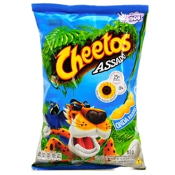 Salg Elma Chips Cheetos 57g Onda Requeijao