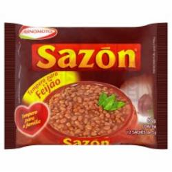 Tempero Sazon 60g Marron (Feijão)