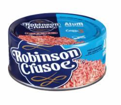 Atum Robinson Crusoe 170g Ralado Natural