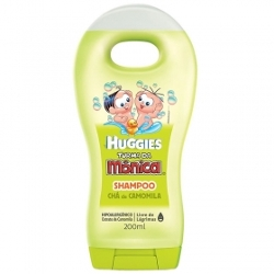 Shampoo Huggies 200ml Camomila