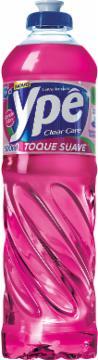 Detergente Liquido Ype 500ml Clear Care