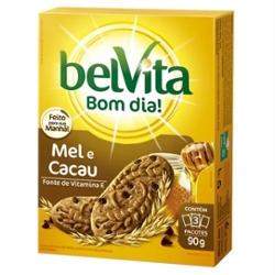 Bisc Belvita 75g Mel E Cacau