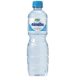 Água Mineral Minalba 510ml sem  Gas