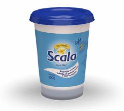 Requeijão Scala copo 200g Light