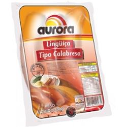 Ling Calabresa Aurora 400g