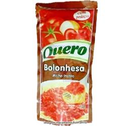 Molho Tomate Quero 340g Bolonhesa Sachet