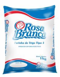 Farinha Trigo Rosa Branca 1kg Especial