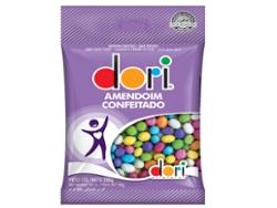 Amendoim Dori 200g Colorido