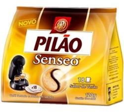 Cafe Pilao Senseo 120g Tradicional