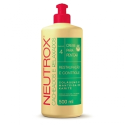 Creme de Pentear Neutrox 500ml Cacheados