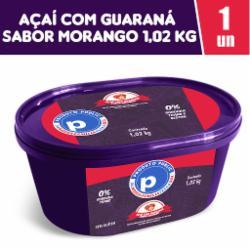 Açaí Public 1,02kg Morango