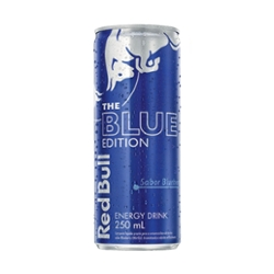 Energetico Red Bull 250ml Blue Edition