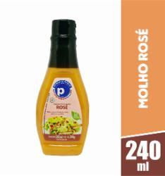 Molho para Salada Public 240ml Rosé