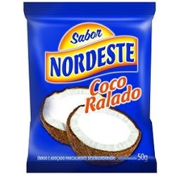 Coco Ralado Nordeste U.A. 50g