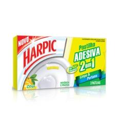 PASTILHA ADES HARPIC 2X1 CITRUS