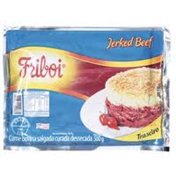 Jerked Beef Friboi 500g Traseiro