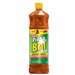 Desinfetante Pinho Bril Leve 1L Pague 900ml Pinho