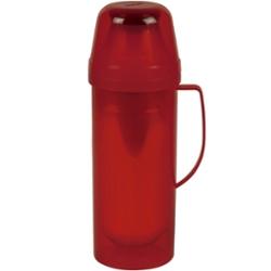 Garrafa Term Mor Diva 1L Vermelho