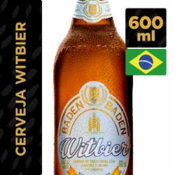 Cerveja Baden Baden 600ml Witbier