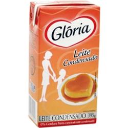 Leite Condensado Gloria 395g Tp
