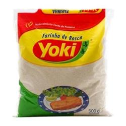 Farinha Rosca Yoki 500g