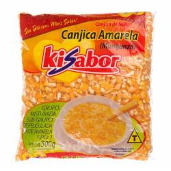 Canjica Amarela Ki Sabor 500g