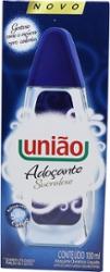 Adocante Uniao 100ml Sucralose