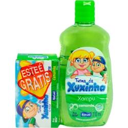 Shampoo Xuxinha 210ml Camomila Gts Sab