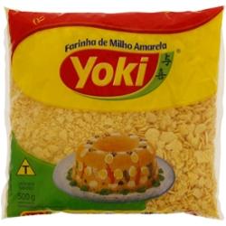 Farinha Milho Amar Yoki 500g