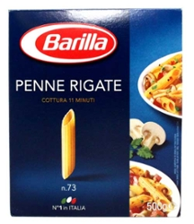 Mac Barilla 500g Penne Rigate