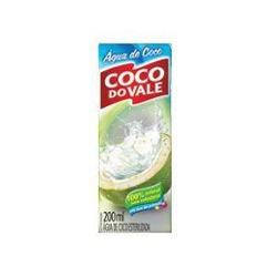 Água de Coco Coco Do Vale 200ml