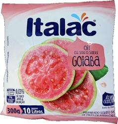 Refresco em Pó Italac 300g Goiaba